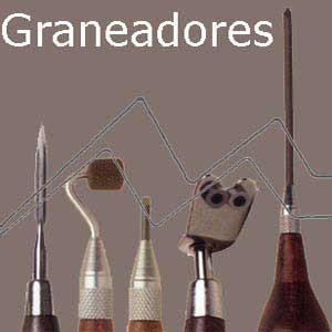 GRANEADORES - BERCEAUX - MEDIA TINTA