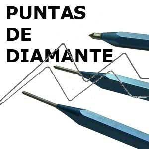 PUNTAS DIAMANTE