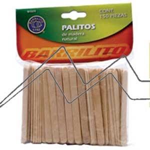BARRILITOS (PALITOS DE MADERA CILÍNDRICOS)
