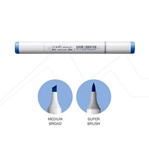 COPIC SKETCH - ROTULADOR AL ALCOHOL DOBLE PUNTA