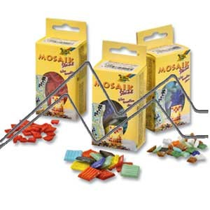 Pack 70 mosaicos 20x20 mm 200gr