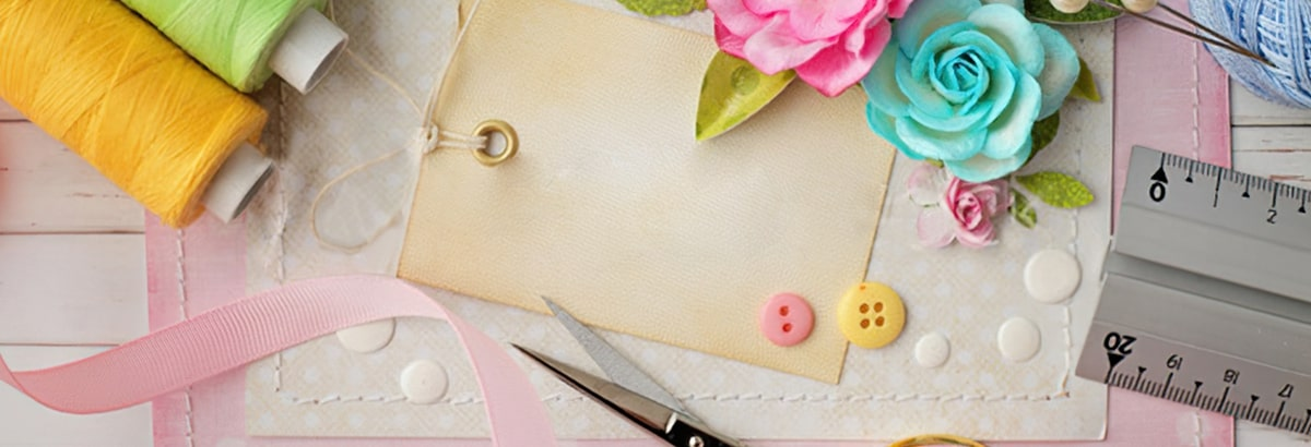 Scrapbooking / Decoupage/ Stencil / Patchwork / Embossing