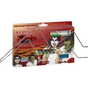 SET MAQUILLAJE MONSTER ALPINO FIESTA