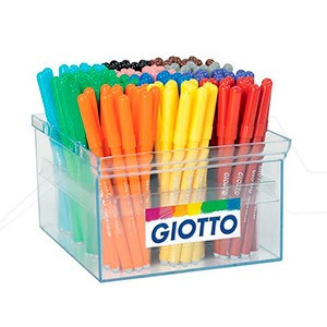 GIOTTO TURBOCOLOR SCHOOL PACK 144 UNIDADES