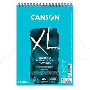 CANSON BLOC XL AQUARELLE 300 G MICROPERFORADO ESPIRAL