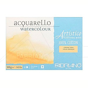 BLOCS ACQUARELLO-WATERCOLOUR FABRIANO