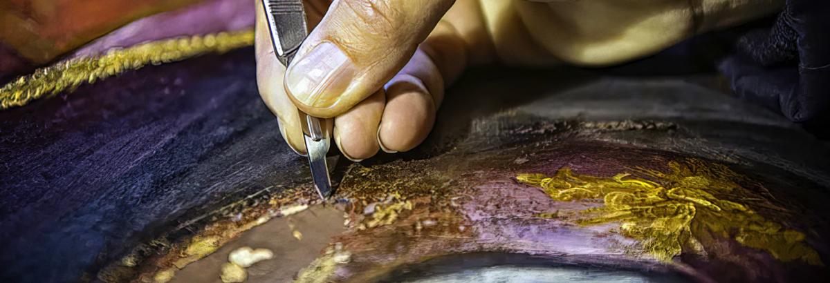 Herramientas Restauración y Dorado
