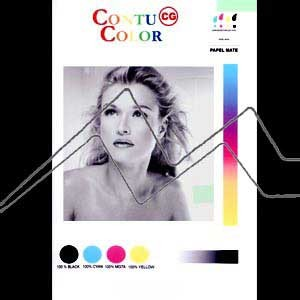 PAPEL INK-JET MATE CONTU-COLOR 230 GR