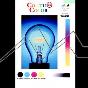 PAPEL INK-JET CONTU-COLOR GLOSSY (BRILLO) 150 GR