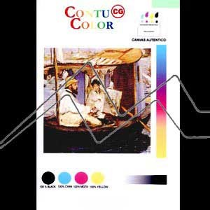 TELA CANVAS INK-JET CONTU-COLOR