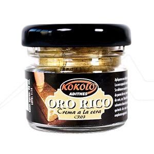 ORO EN CREMA KOKOLO - Metales en crema