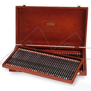 CAJA DE MADERA DERWENT STUDIO PENCIL SET 72