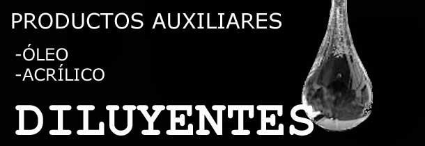 DISOLVENTES / DILUYENTES