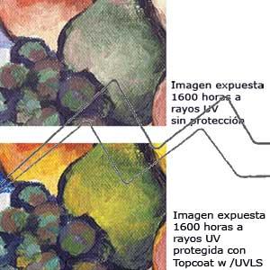 GOLDEN GEL TOPCOAT - Médium Gel de capa final con filtro UV y estabilizadores