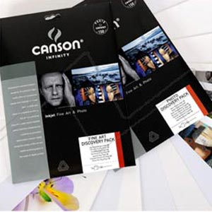 CANSON INFINITY DISCOVERY PACK