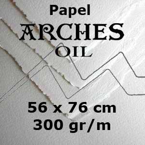 ARCHES ÓLEO - PAPEL PARA PINTURA AL ÓLEO