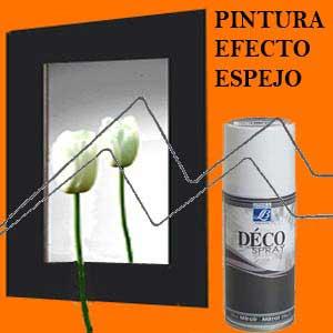 PINTURA SPRAY LEFRANC DECO EFECTO ESPEJO