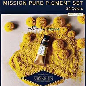 MIJELLO ARTIST MISSION GOLD CLASS PURE PIGMENT SET ACUARELA 26 COLORES