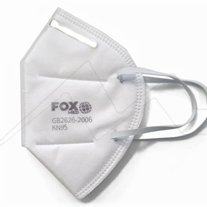 MASCARILLA FACIAL FOX MEDICAL GB2626-2006 KN95 FFP2