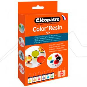CLEOPATRE COLOR RESIN COLORANTE PARA RESINA