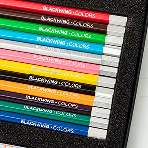 PALOMINO BLACKWING COLORS - CAJA 12 COLORES