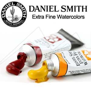 DANIEL SMITH ACUARELA EXTRAFINA EN TUBO DE 5 Y 15 ML