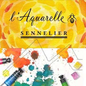 SENNELIER ACUARELA GODETS- L´ACUARELLE - ACUARELA A BASE DE MIEL
