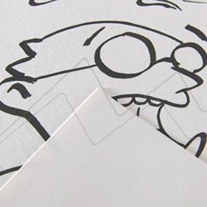 CANSON ILLUSTRATION - Bloc de dibujo para ilustración, cómic y manga