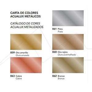 ACUALUX TITÁN COLORES METÁLICOS