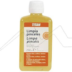 TITÁN LIMPIA PINCELES CODI CLEANER