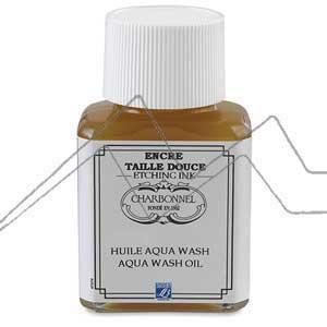 TINTAS CHARBONNEL AQUA WASH - tintas de grabado hidrosolubles y no tóxicas