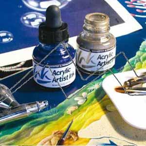 VALLEJO TINTA ACRÍLICA PARA ARTISTAS - VALLEJO ACRYLIC ARTIST INK