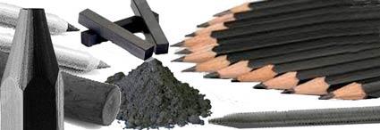 Grafitos, carbones